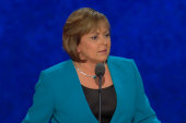 Gov. Susana Martinez caught on tape