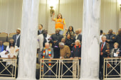 Protesters shut down Missouri Senate