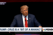 New polls: It's Trump v. Cruz