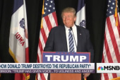 Did Donald Trump ruin the Republican Party?