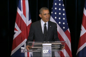 Pres. Obama: No apologies on Bergdahl trade