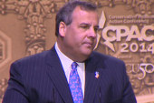 Christie tries to woo conservatives at CPAC