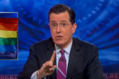 Stephen Colbert will replace Letterman