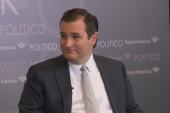 Cruz turns back on fellow GOP senator