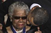 Maya Angelou, political philosopher