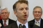 GOP senators face another awkward moment