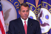 Tea Party: Boehner too liberal