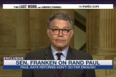 Exclusive: Sen. Franken on Patriot Act, 2016