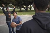 Oakland's fight to boost future of black boys