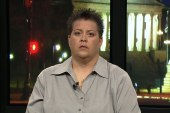 Lesbian police chief fights for her job