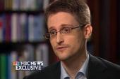 Edward Snowden, The Fugitive