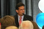 Cantor's conservatism not enough in VA