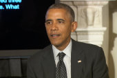 Obama on guns: 'We should be ashamed'