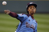 Mo'ne Davis reminds us to 'brush off' haters