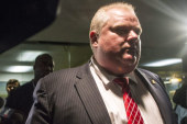 Rob Ford taking leave of absence