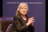 Hillary Clinton rewrites Hillary Clinton