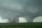 Dual tornadoes in Nebraska