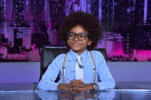 10-year-old CEO discusses his cookie company