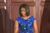 FLOTUS hits GOP over school nutrition