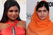 Who said it: Mindy or Malala?