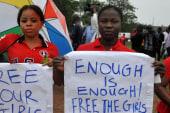 Mass abduction of Nigerian school girls
