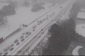 Massive deadly winter storm hits South again