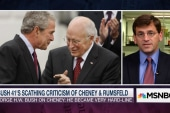 Bush 41 slams Cheney & Rumsfeld