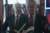 Newt Gingrich, Todd Akin and Mitt Romney