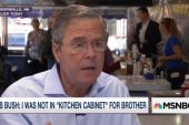 Will Bush 41 comments affect Jeb?