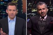 Atheist and Muslim talk Islam, tolerance