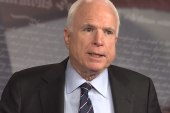 McCain misses Benghazi briefing
