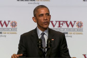 Pres. Obama: ISIS 'can be defeated'