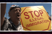 Calif. town protests undocumented immigrants