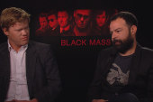 'Black Mass' actors on filming in Boston
