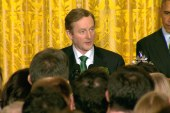 Ireland's PM applauds Obama on immigration