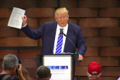 Trump on Hillary, ratings, polls, and more