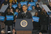 Remembering where it all began for Obama
