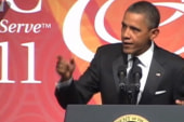 Media undercuts Obama rally with backward...