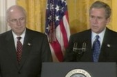 Cheney chooses 'cheap shots'