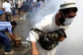 Egyptians wary as military retakes power