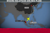 Plane loses contact en route to Beijing
