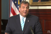 Christie changes story on bridge jam response