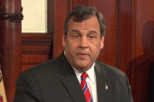 Christie works press with report's absolution