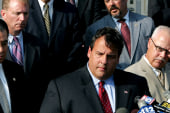 New Jersey scandals escalate to federal level