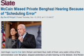 McCain, fighting for relevance, exposed as...
