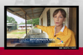 Ebola diagnosed in cameraman working with NBC