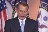 Boehner too weak to help party on...