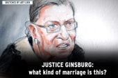 Supreme Court justices trade barbs over...