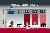 Public opinion of GOP plummets