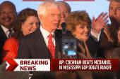 Tea party loses battle but war GOP continues